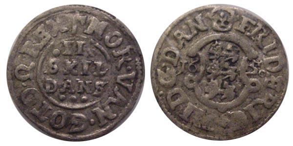 danska mynt